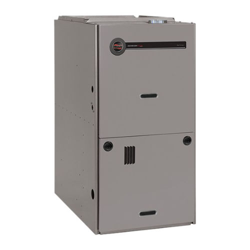 Ruud Downflow Gas Furnace (R802P).